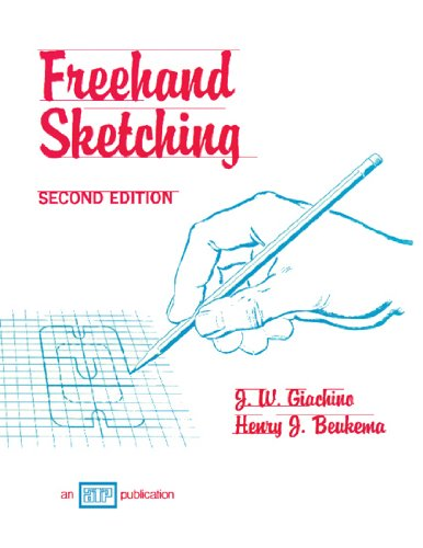 9780826910226: Freehand Sketching