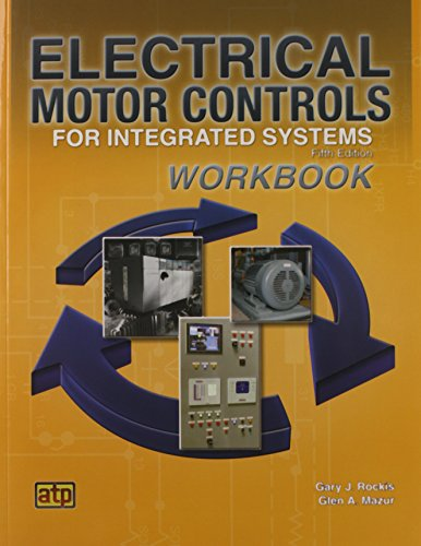 9780826912275: Electrical Motor Controls for Integrated Systems Workbook