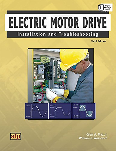 9780826912541: Electric Motor Drive Installation and Troubleshooting