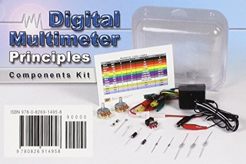 9780826914958: Digital Multimeter Principles Electrical Components