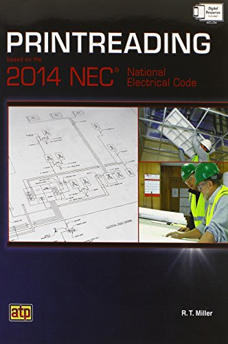 9780826915719: Printreading Based on the 2014 NEC (National Electric Code) (Printreading: Based on the Nec)
