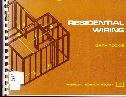 9780826916501: Residential wiring