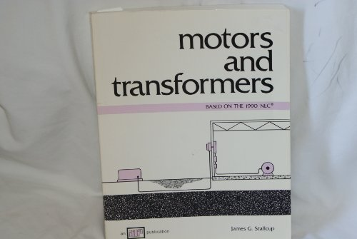 9780826917362: Motors and transformers: Based on the 1990 NEC