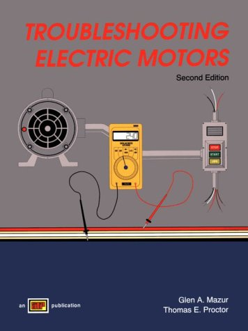 9780826917652: Troubleshooting Electric Motors