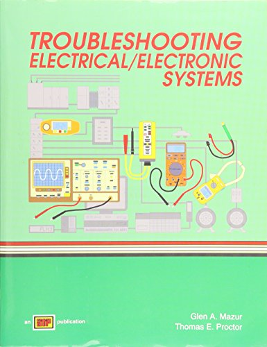 9780826917751 troubleshooting electrical electronic systems