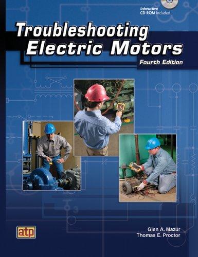 9780826917898: Troubleshooting Electric Motors