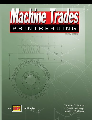 Machine Trades Printreading: Thomas E. Proctor,