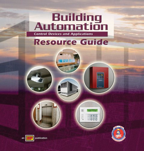 9780826920027: Building Automation: Control Devices and Applications Instructor's Resource Guide and CD-ROM
