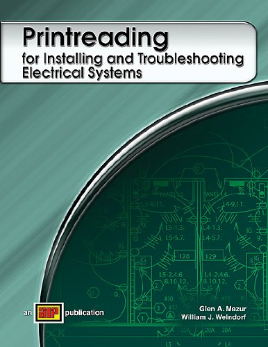 9780826920508: Printreading for Installing and Troubleshooting Electrical Systems