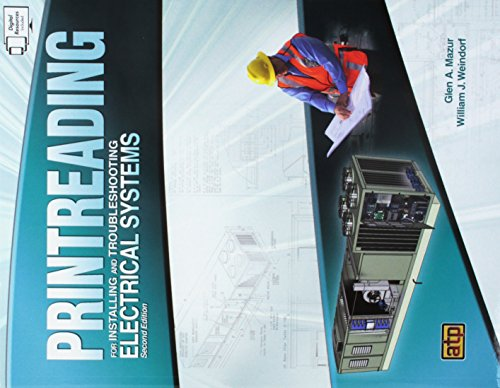 9780826920522: Printreading For Installing And Troubleshootng Electrical Systems