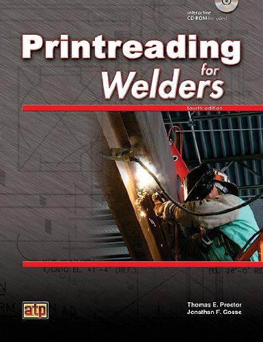 9780826930514: Printreading for Welders