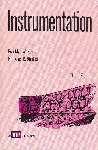 9780826934222: Instrumentation