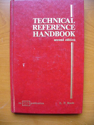 9780826934512: Technical Reference Handbook, Second Edition