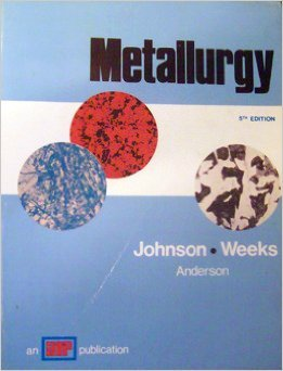 METALLURGY: Johnson, Carl G.