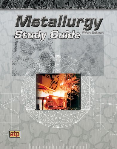 9780826935236: Metallurgy Study Guide