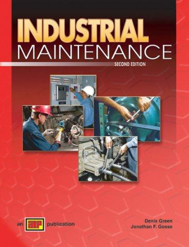 9780826936097: Industrial Maintenance