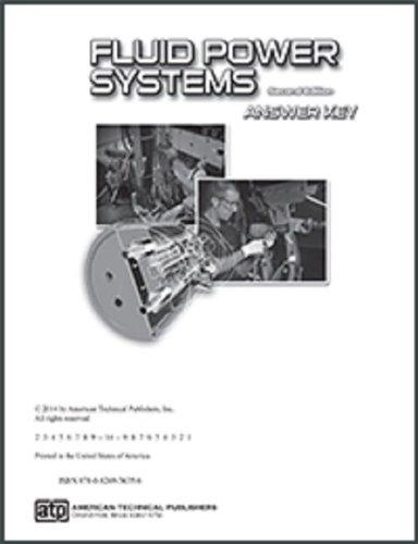 9780826936295: Fluid Power Systems Answer Key