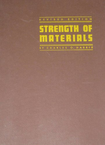 9780826936622: Strength of Materials