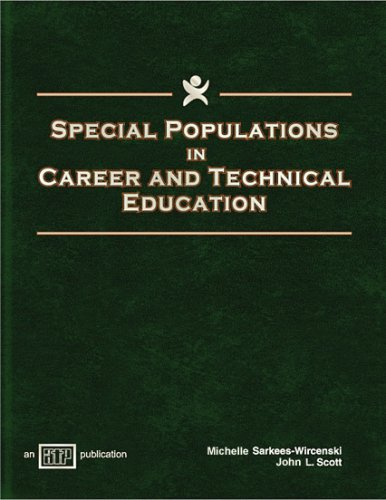 9780826940070: Special Populations in Career and Technical Education