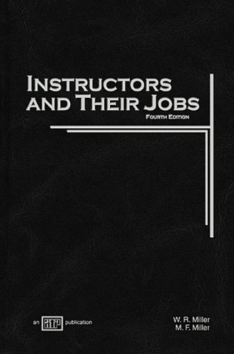 9780826941664: Instructors and Their Jobs