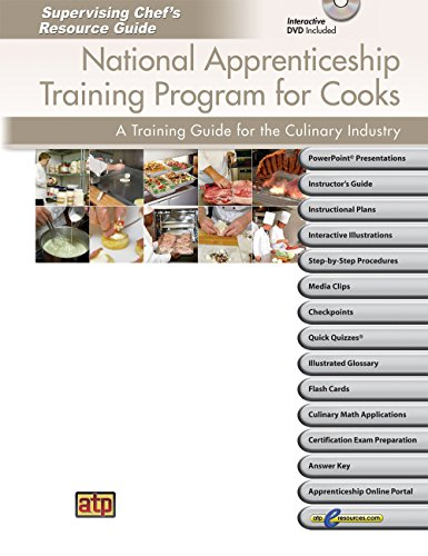 9780826941985: National Apprenticeship Training Program for Cooks Supervising Chef's Resource Guide