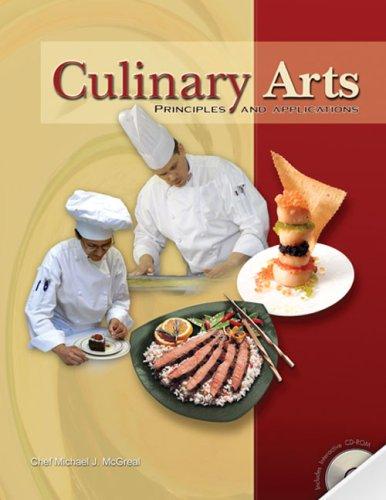 9780826942005: Culinary Arts Principles and Applications