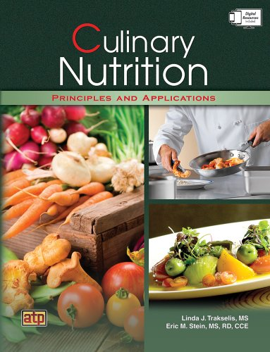 9780826942210: Culinary Nutrition Principles and Applications