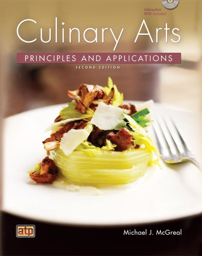 9780826942289: Culinary Arts Principles and Applications