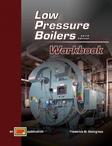 9780826943590: Low Pressure Boilers Workbook