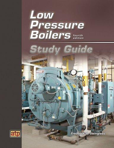 9780826943668: Low Pressure Boilers Study Guide