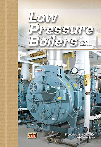 9780826943729: Low Pressure Boilers Fifth Edition