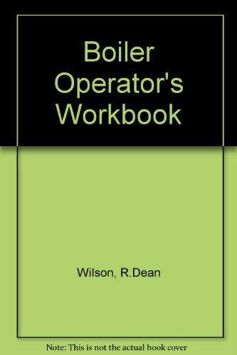 9780826944917: Boiler Operator's Workbook