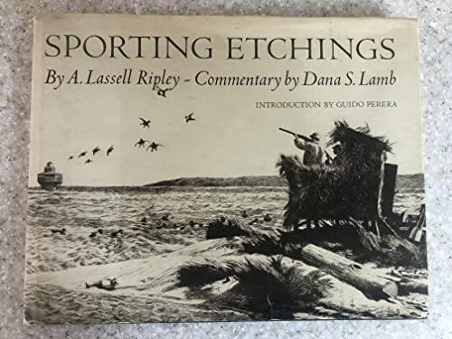 Sporting Etchings: Ripley, Aiden Lassell