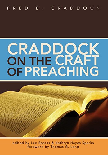 9780827205536: Craddock on the Craft of Preaching