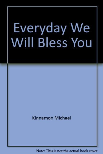 9780827208070: Every day we will bless You: A book of daily prayer