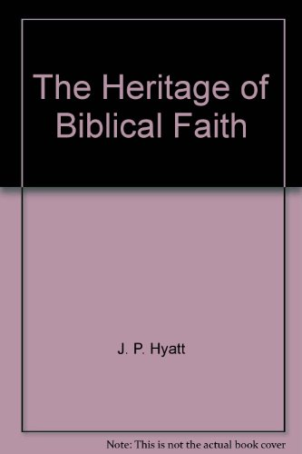 9780827214361: The Heritage of Biblical Faith