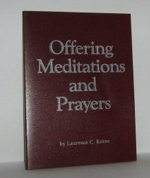 9780827227064: Offering Meditations and Prayers