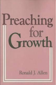 9780827229419: Preaching for Growth
