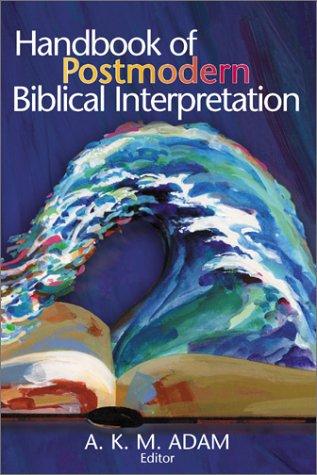 9780827229716: Handbook of Postmodern Biblical Interpretation