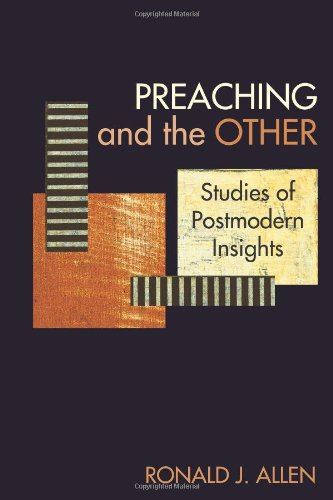 9780827229921: Preaching and the Other: Studies of Postmodern Insights