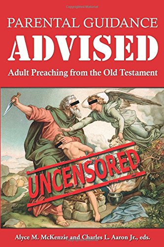 9780827230477: Parental Guidance Advised: Adult Preaching from the Old Testament