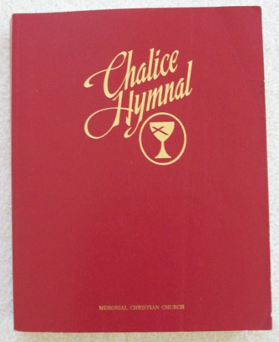 9780827280328: Chalice Hymnal Large Print Edition - Red