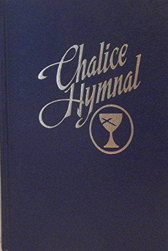 Chalice Hymnal: Blue with Cross: Pew Edition