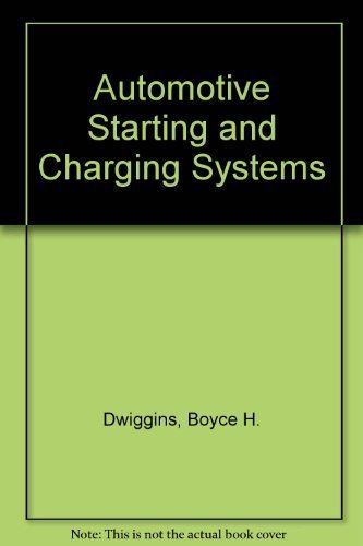 9780827300309: Automotive Starting and Charging Systems