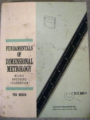 9780827301931: Fundamentals of Dimensional Metrology