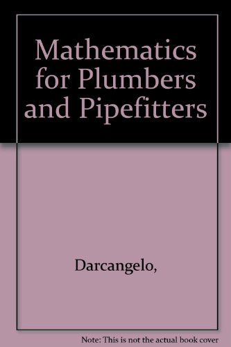 9780827302914: Mathematics for Plumbers and Pipefitters