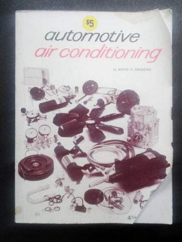 9780827310070: Title: Automotive air conditioning