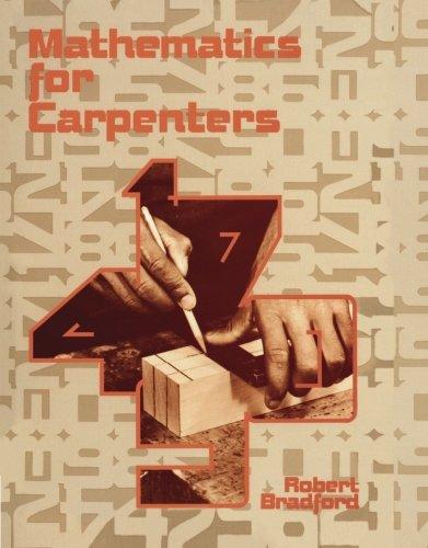 9780827311169: Mathematics for Carpenters