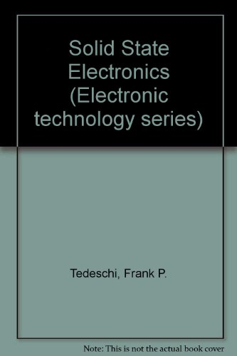 9780827311718: Solid-State Electronics