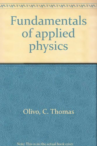 9780827313002: Fundamentals of applied physics